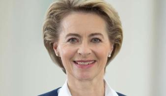 Ursula von der Leyent jelölik a Bizottság élére