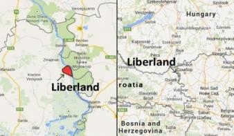 Új országot alapított egy cseh férfi a Vajdaság mellett