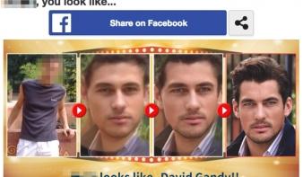 Tudja, hogy melyik hírességre hasonlít? Ezen az oldalon kiderítheti