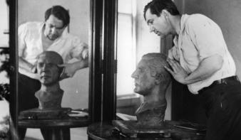 Portré Lugosi Béláról