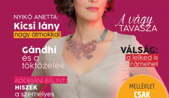 Megjelent a Nőileg magazin márciusi száma