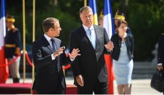 Macron beengedné a schengeni övezetbe Romániát