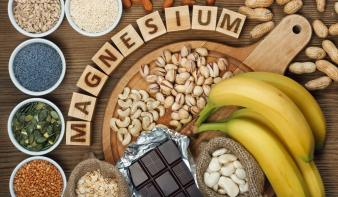 Dietetikus: élelmiszerekkel is bevihető a magnézium