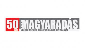 50 éves a Román Televízió Magyar Adása