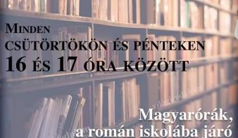 Újraindulnak a magyar órák a szigeti Hollósy Házban