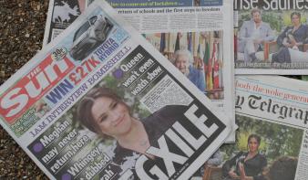 A Buckingham-palotában komolyan veszik Meghan Markle rasszizmussal kapcsolatos vádjait