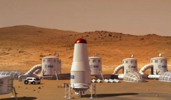 Száz éven belül megoldható az élelmiszer-önellátás a Marson