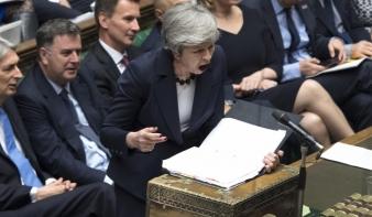 Megszavazták a brexit további halasztását