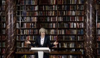 Meglepetés: ismét nő lesz a brit miniszterelnök!