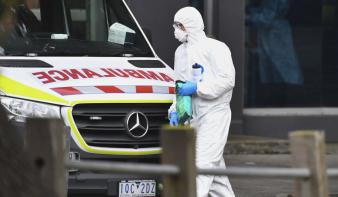 Vesztegzár alá helyezték egész Melbourne-t