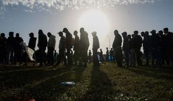 Száz szíriait fogad be Románia a betelepítési kvóták alapján