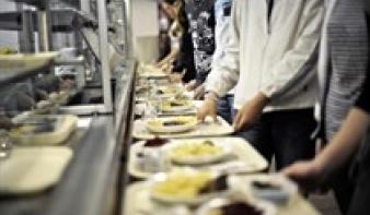 Egyeurós étterem nyílt szegényeknek