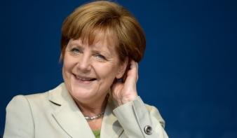Merkel a világ legbefolyásosabb nője