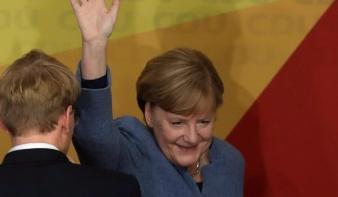 Merkel most fizette meg a menekültpolitikája árát