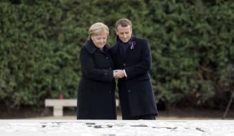 Nagyon komoly német - francia szövetségi szerződés jön