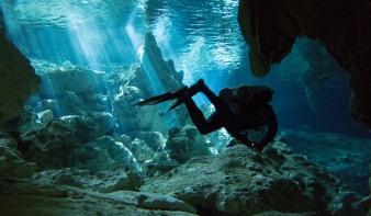 Felfedezték a világ legnagyobb víz alatti barlangrendszerét