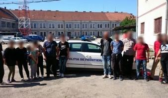 Ötször annyi migránst tartóztattak fel a román hatóságok idén, mint tavaly