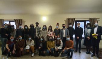 Megalakult a Máramarosszigeti Ifjúsági Tanács