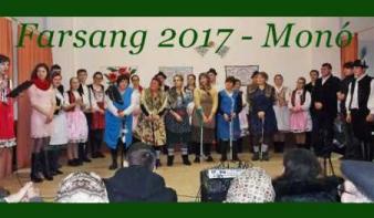 Monói farsang - 2017