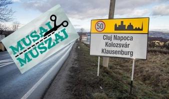 December 6-án lesz az első tárgyalása a kolozsvári táblaper új kiírásának