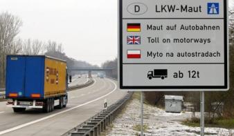 Nem lesznek többé ingyenesek a német autópályák