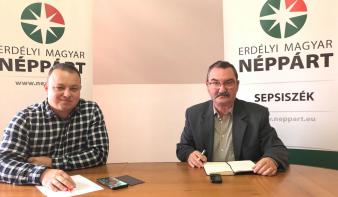 Az EMNP választási koalíciót kötne az MPP-vel és együttműködést az RMDSZ-el