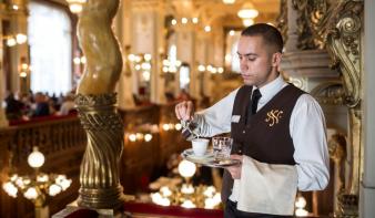 A New York Kávéház lett a legszebb kávézó a világon