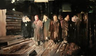Több mint 9 millió dollárért kelt el a nagybányai származású festő műve