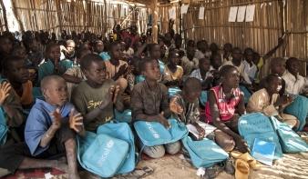 Nyolcvanezer gyermek hal éhen Nigériában
