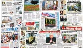 Megszűnik a Szatmári Magyar Hírlap