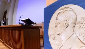 Indul az idei Nobel-szezon, az orvosi kategóriával kezdenek ma