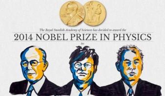 A kék LED kapta a fizikai Nobel-díjat
