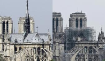 15 évig is tarthat a Notre-Dame újjáépítése, de a régi épületet nem lehet visszahozni