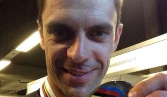 Ezüstérmet nyert Novák Ede a parakerékpáros világbajnokságon