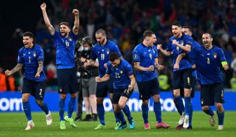 Olaszország 1968 után ismét Európa-bajnok