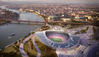 Lenyűgöző a budapesti olimpia látványterve