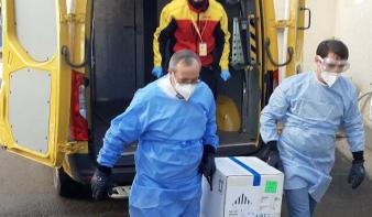 Több mint 230 ezer személyt oltottak be a koronavírus elleni vakcinával