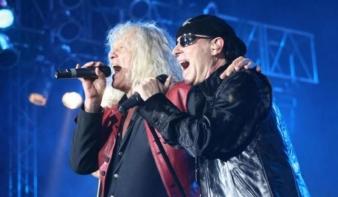 Újra együtt az Omega és a Scorpions