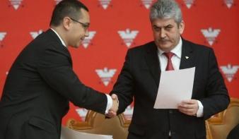 Szétesik a román kormány?