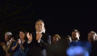 Orbán Viktor: Győztünk!