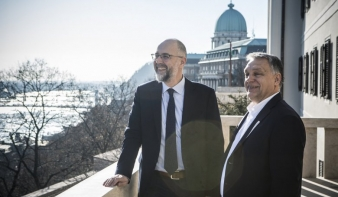 Erős Kárpát-medencei magyar EP-képviseletet tűzött ki célul Orbán Viktor és Kelemen Hunor