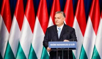 Hétpontos családvédelmi akciótervet jelentett be évértékelőjén Orbán Viktor