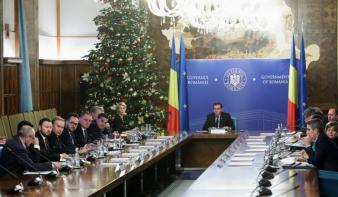 Négy százalékos gazdasági növekedéssel és 3324 lejes nettó átlagjövedelemmel számol 2020-ban az Orban-kormány