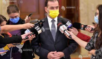 Orban szerint a Cîţu-kormány egy napot nyert azzal, hogy a parlament előbb a PSD indítványáról szavaz