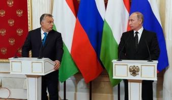 Kiegyensúlyozott és stabil a magyar-orosz kapcsolat