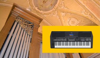 Legyen egy új orgonánk!