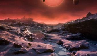Három lakható bolygó lehet egy közeli naprendszerben