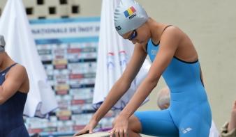 Úszás: Orzac Réka országos bajnok!
