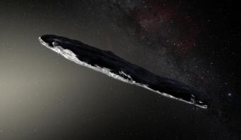 Szerves pajzs védi a titokzatos csillagközi objektumot