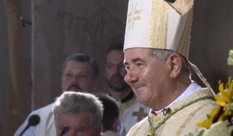 Temesvári római katolikus püspökké szentelték Pál József Csabát